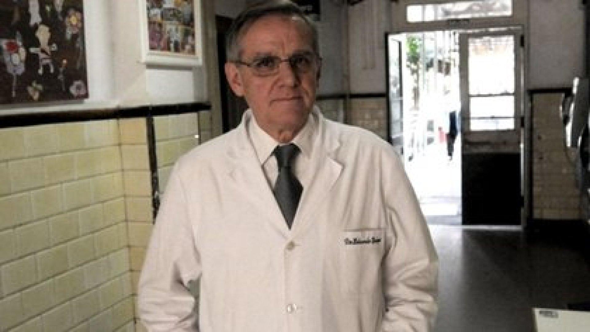 El infectólogo Eduardo López (Telam)