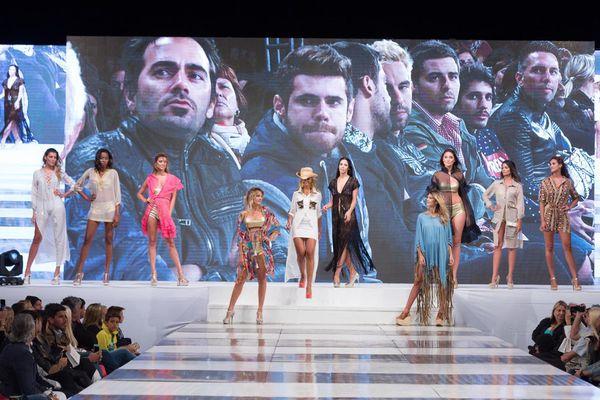 Gaston Sofriti, Juan Guilera y Agustin Sierra, invitados especiales del Moda Look Pinamar