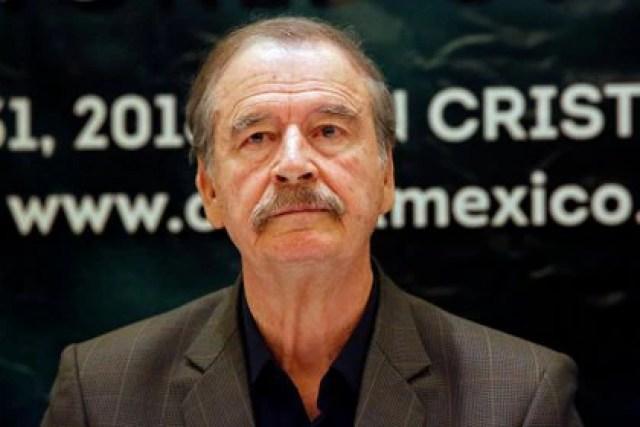 El PRD y López Obrador acusaron a Vicente Fox, entonces presidente de México, de ser uno de los precursores del juicio de desafuero (Foto: Reuters / Ginnette Riquelme)