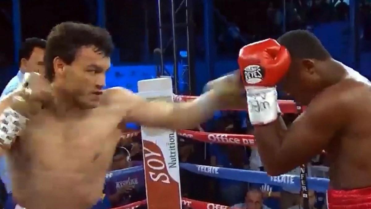 """Julio César Chávez Jr. volvió al boxeo después de 27 meses y noqueó a su rival en un minuto: ¿tendrá revancha con """"Maravilla"""" Martínez?"""
