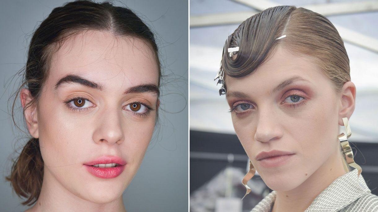Los maquillajes del Designers 2020: Tramando y Fabián Zitta by Verónica Mendoza