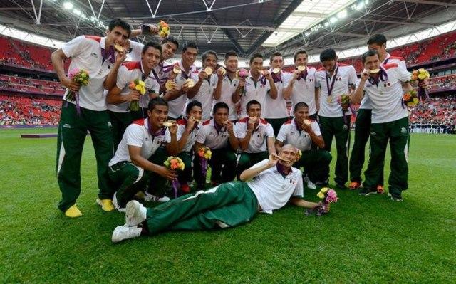 El mejor resultado de una selección sub-23 es la medalla de oro de Londres 2012 (Foto: Twitter @lavozfrontera)