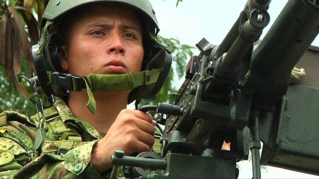 El régimen de Maduro dispuso la movilización de tropas
