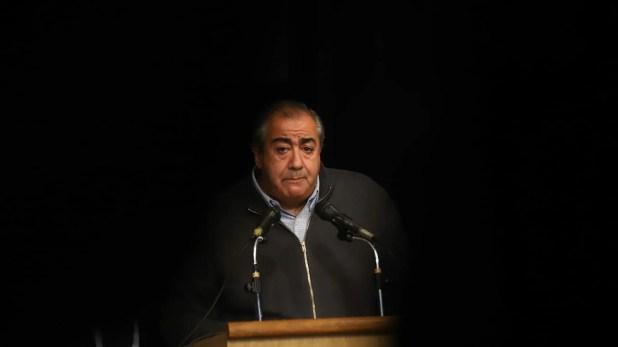 Héctor Daer se opone al pago en cuotas del aguinaldo