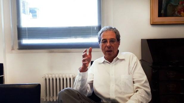 Daniel Marx, negociador del Plan Brady, al que la Argentina adhirió en 1992