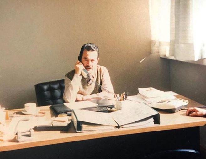 Pedro Sola trabajó mucho tiempo en la administración pública (Foto: Instagram)