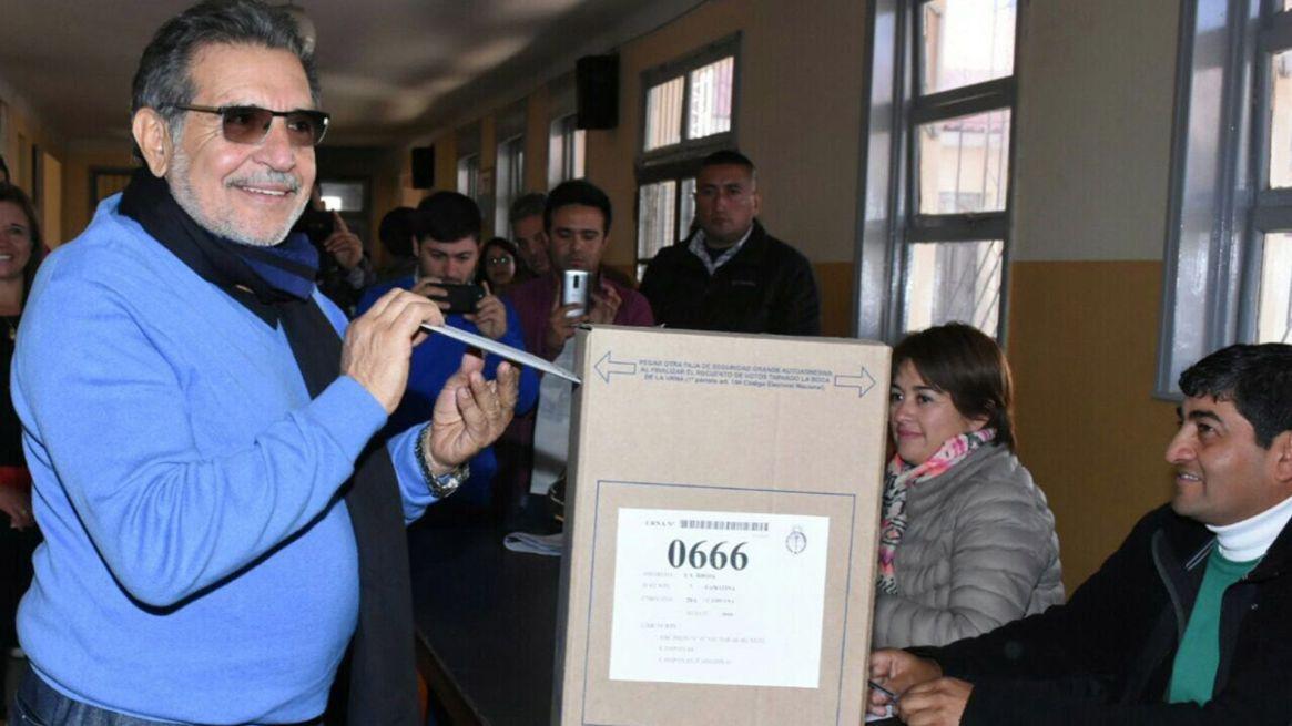 Luis Beder Herrera va por su tercer mandato