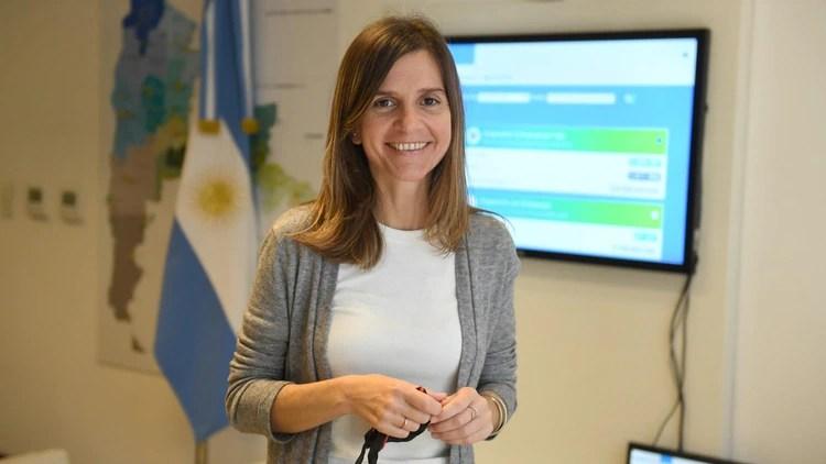 La titular de la Anses, Fernanda Raverta, que las condiciones del tercer pago del IFE todavía está siendo definidas. Adelantó que se va a cruzar datos para dirigir de manera
