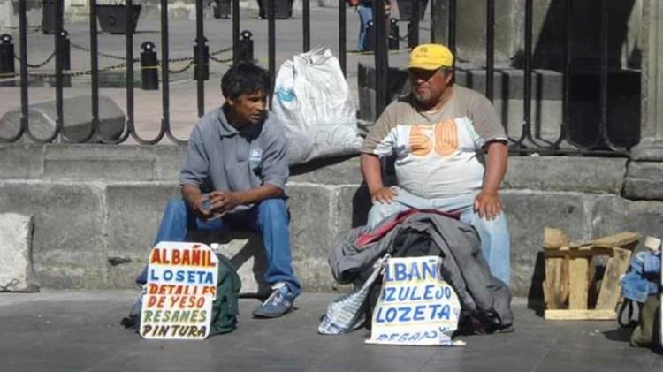 A marzo, había en la Argentina 5,4 millones de personas buscando activamente trabajo