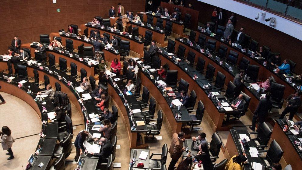 El dictamen, aprobado por el Pleno con 54 votos a favor, 49 votos en contra y 10 abstenciones