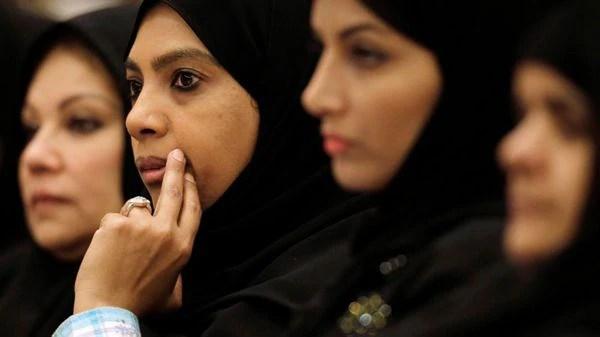 Las mujeres sauditas todavía tienen un largo camino que recorrer en término de derechos (AP)