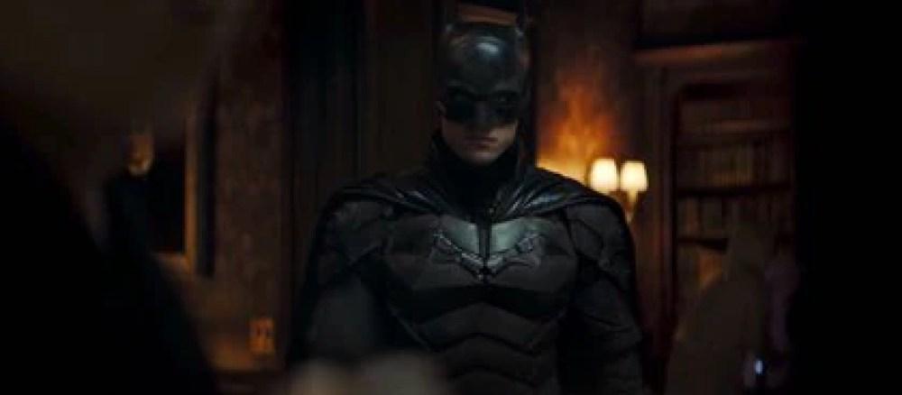 Así se ve Pattinson como Batman (Foto: Twitter)