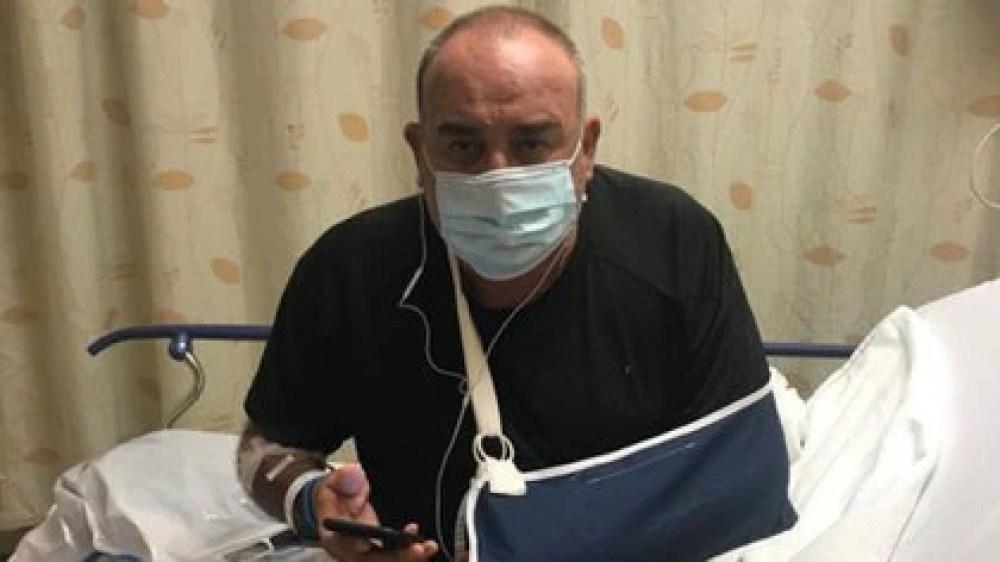 Estados Unidos: Cabrera se hizo una cirugía mientras estaba prófugo y la posteó en sus redes sociales.