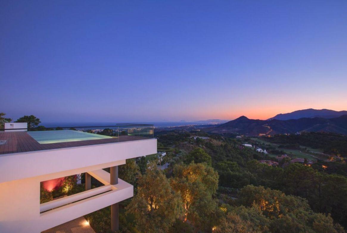 Komorebi House (Foto: Sitio web La Zagaleta)