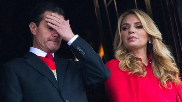 Peña Nieto y Rivera se divorciaron el pasado mayo (Foto: Cuartoscuro)