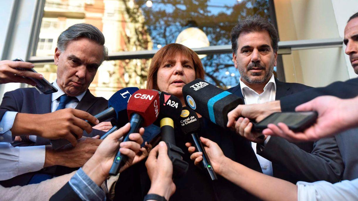 Juntos por el Cambio pidió que Alberto Fernández retire la iniciativa (Franco Fafasuli)