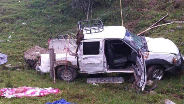 Asesinan a cinco funcionarios de casilla en Pueblo Nuevo, Chiapas