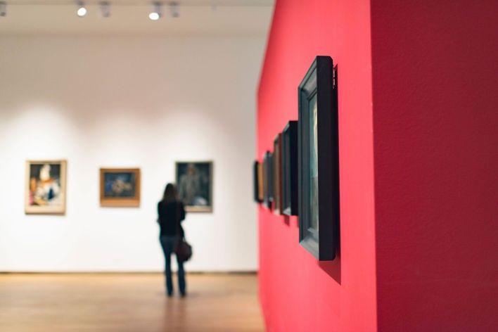 Las obras de arte son el sector que más riesgo tiene de que sea unsado por la delincuencia organizada para lavar dinero (Foto: Shutterstock)