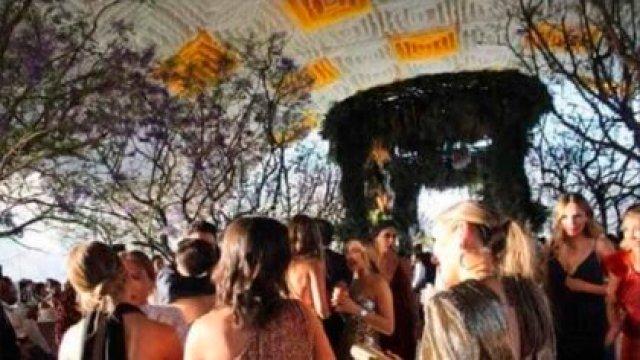 Alejandro Fernández habría amenizado la boda por 8 millones de pesos (Foto: Instagram@chicapicosa2)