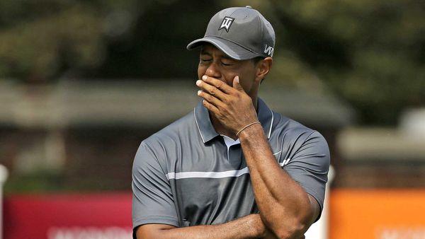 Tiger Woods dijo que su incidente fue culpa de una mala reacción de sus medicamentos (AP)