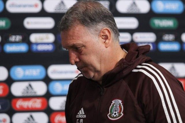 El objetivo de Martino es enfrentar selecciones de mayor peso para incrementar el nivel de los mexicanos. (Foto: Cuartoscuro)