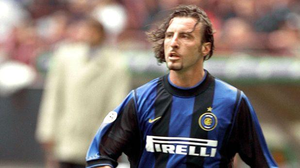 Fabio Macellari jugó una temporada en el Inter (Reuters)