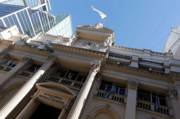 Banco Central argentino (REUTERS/Enrique Marcarian)
