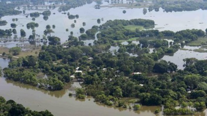 Fox criticó el actual del gobierno ante las inundaciones en Tabasco (Foto: Cuartoscuro)