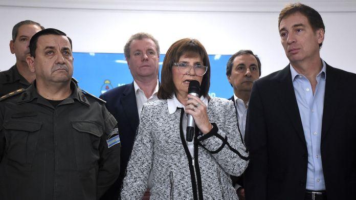 Patricia Bullrich y Diego Santilli criticaron la decisión de Alberto Fernández (Nicolás Stulberg)