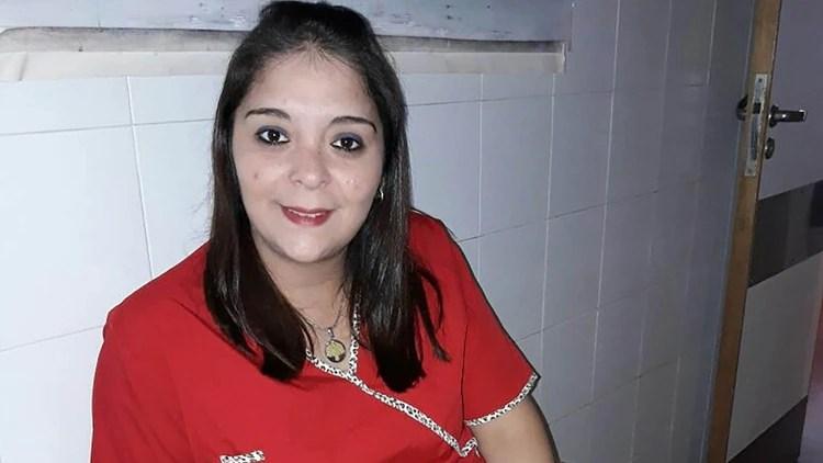 Almeida tenía 30 años y trabajaba como enfermera