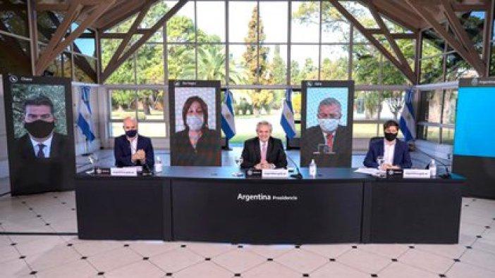 El anuncio sobre la continuidad de la cuarentena será el viernes (Presidencia)