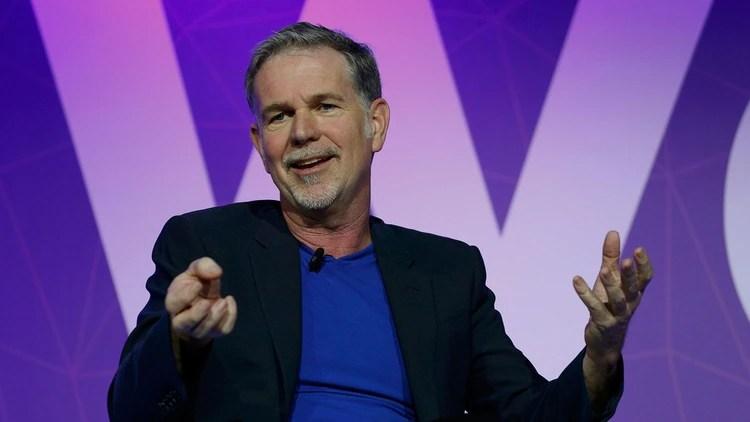 Reed Hastings, fundador de Netflix (Foto: Reuters)