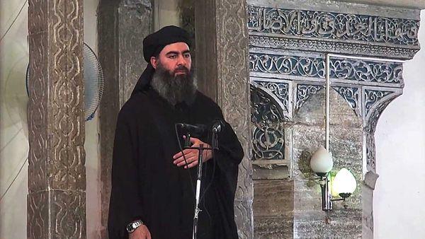 Abu Bakr al Baghdadi, líder de ISIS