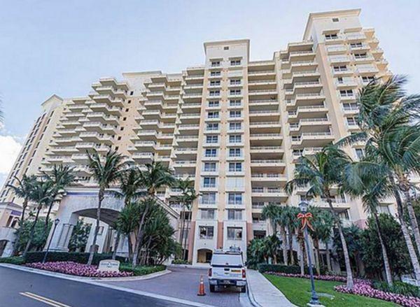La primera dama Angelica RIvera posee un departamento en este condominio de Key Biscayne