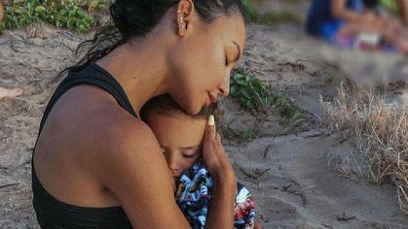 Rivera se encontraba en un paseo con su hijo Josey (Foto: Archivo)