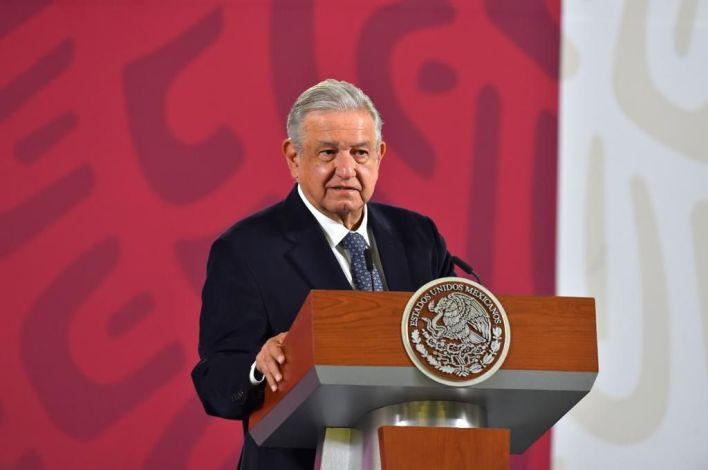 AMLO - ANDRES MANUEL LOPEZ OBRADOR - MEXICO - CONFERENCIA - PRESIDENCIA - 27112020