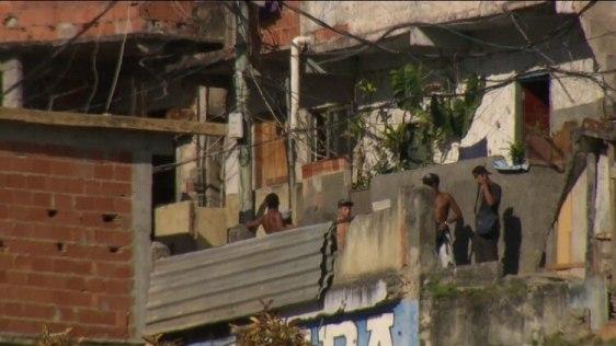 La violencia, un problema endémico en las favelas de las principales ciudades