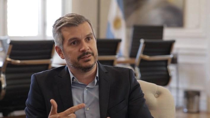 """De Sousa señaló a Marcos Peña como uno de los perpetradores de una """"persecución judicial"""" en su contra durante los cuatro años de gestión del macrismo"""