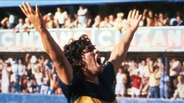 Maradona es uno de los máximos ídolos de Boca Juniors
