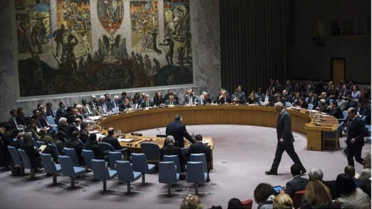 El Consejo de Seguridad de la ONU, donde se han originado las principales sanciones contra el régimen (AP)