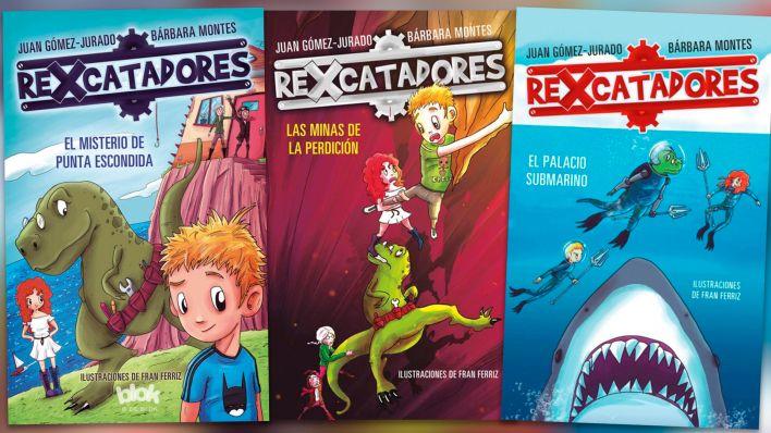Juan Gómez-Jurado libros infantiles