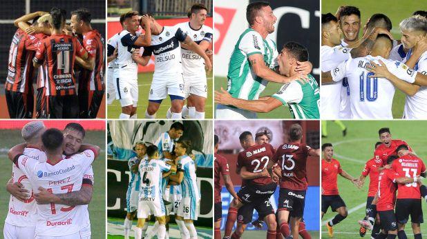 previa Patronato Huracan Gimnasia Atletico Tucuman Banfield Lanus y Velez-Independiente