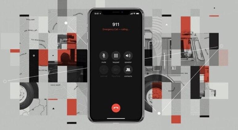 El iPhone automáticamente enviará tu ubicación cuando llames al 911