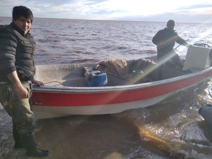 argentinos detenidos por cruzar ilegalmente a Uruguay