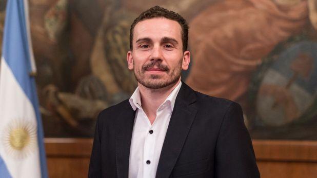 El secretario de Finanzas, Diego Bastourre, es el encargado de tratar de pesificar las deudas y alargar vencimientos