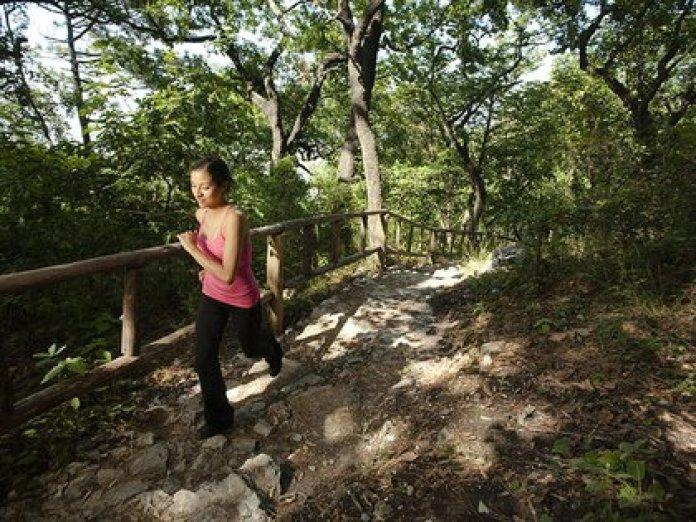El Parque Chipinque es famoso por su senderos para correr y realizar bicicleta de montaña (Foto: Especial)