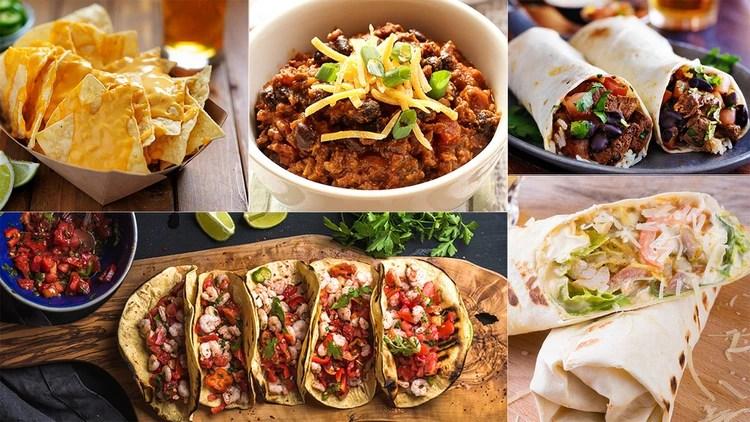 Las 5 confusiones entre la comida TexMex y la cocina mexicana tradicional  Infobae