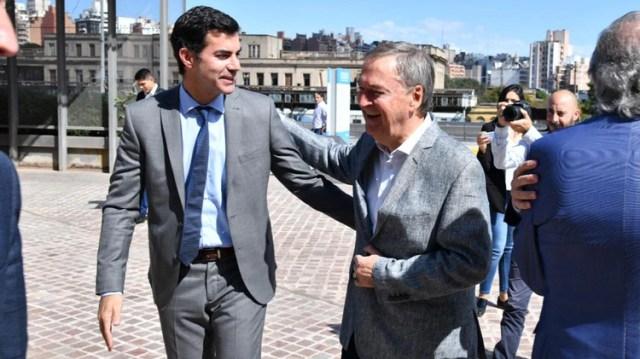 Juan Manuel Urtubey y Juan Schiaretti ratificaron que habrá una fórmula de la tercera vía