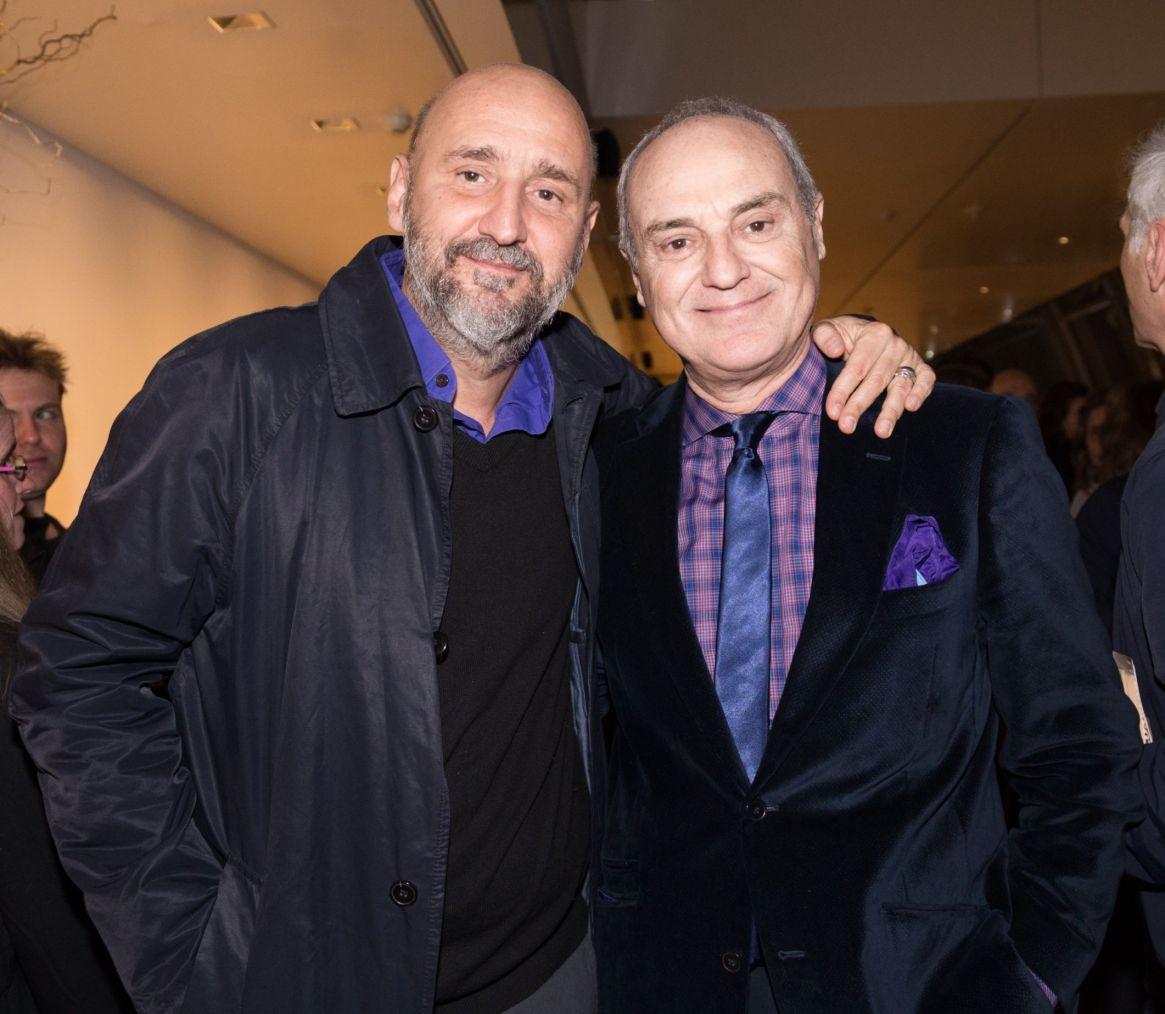 Alejandro Vigilante y Alejandro Raineri