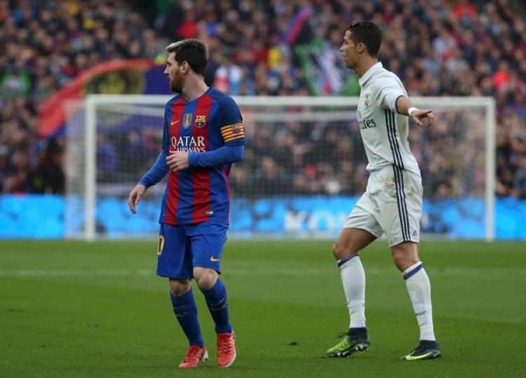 Los 'Clásicos' de la temporada 2018/19 no tendrán el duelo entre Messi y Cristiano Ronaldo(Reuters)